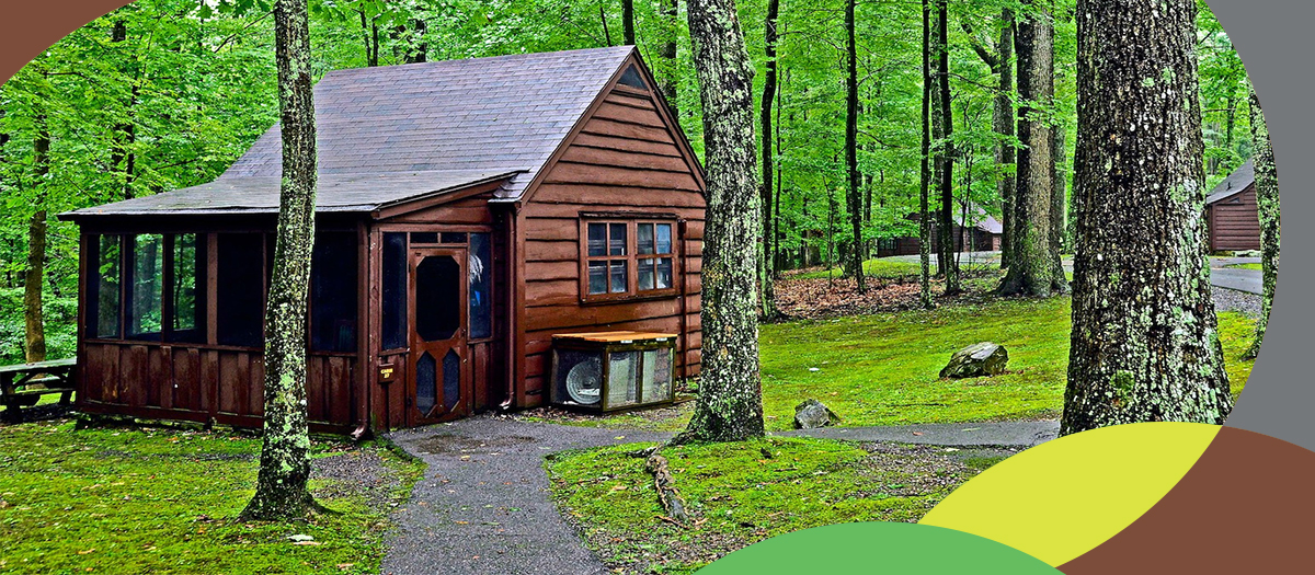 Four Big Reasons To Vacation In Tiny Cabins At West Virginia