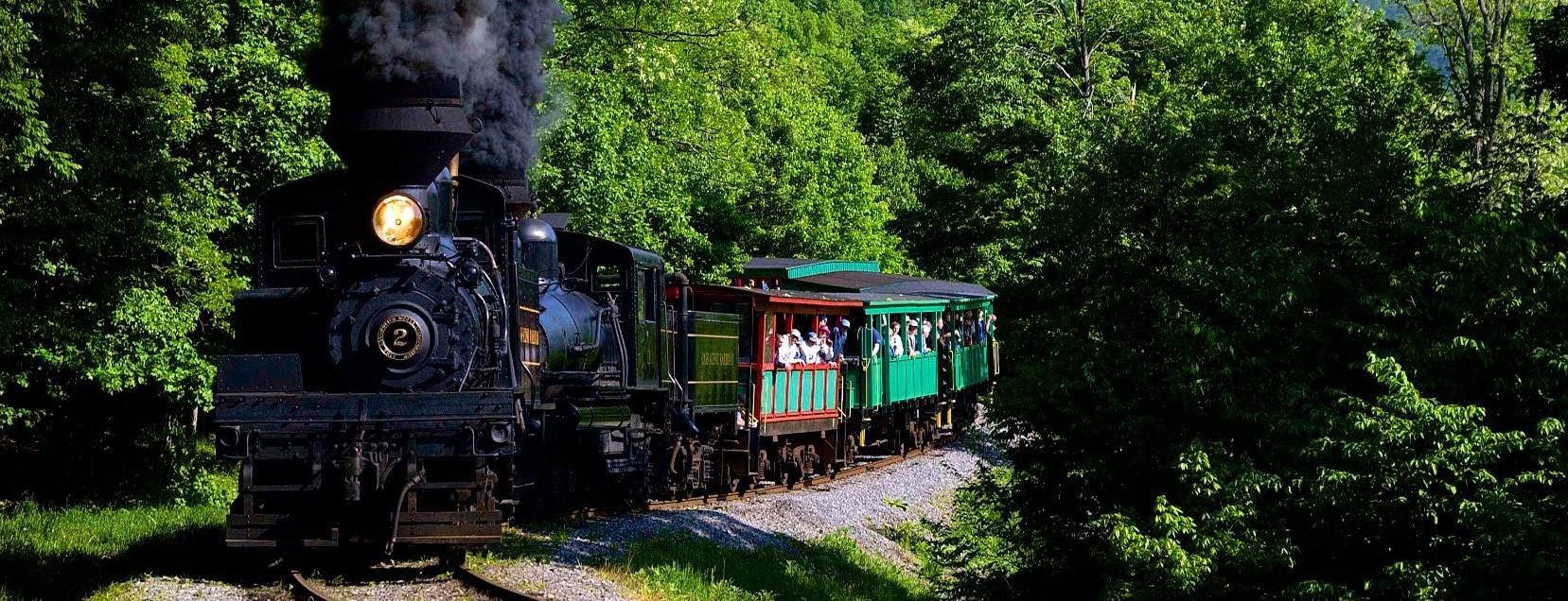Cass Scenic Railroad State Park - West Virginia State Parks