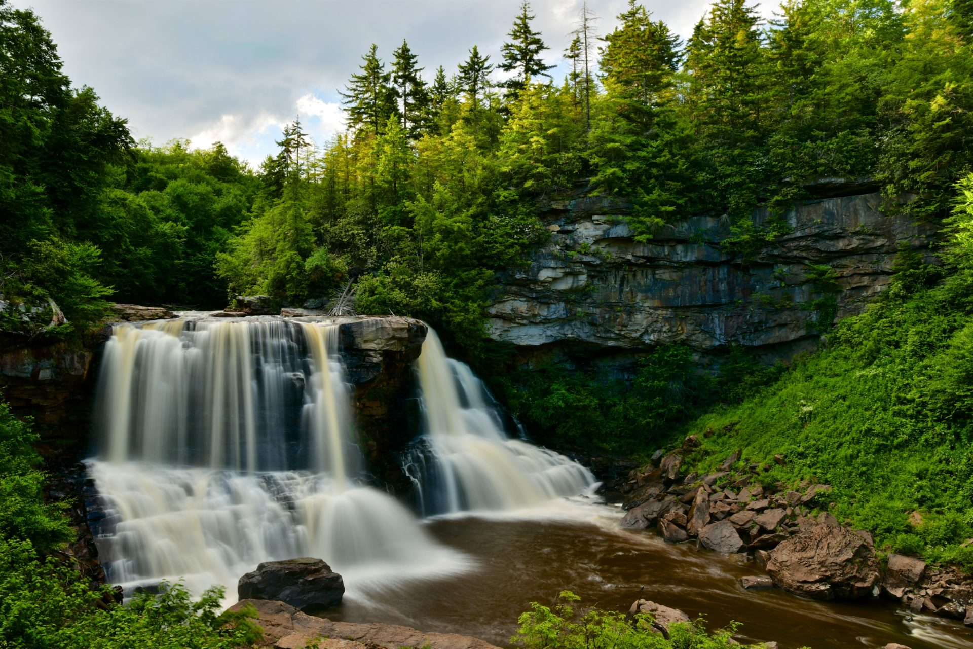 Blackwater Falls State Park - West Virginia State Parks - West