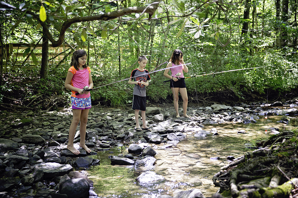 Plan Your Family Fishing Getaway Before School Starts Back