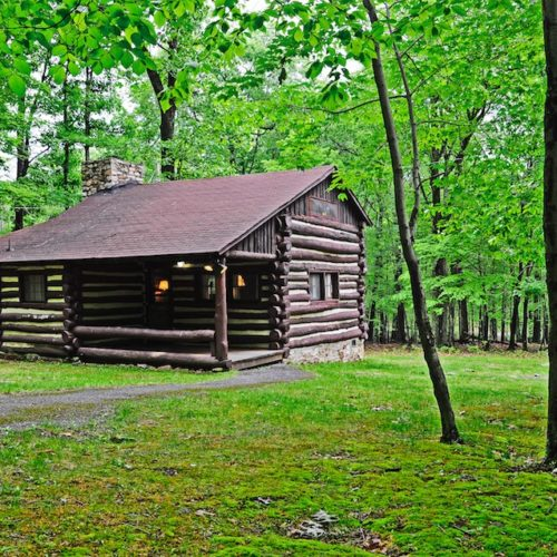 Cabins At Cacapon Resort West Virginia State Parks West