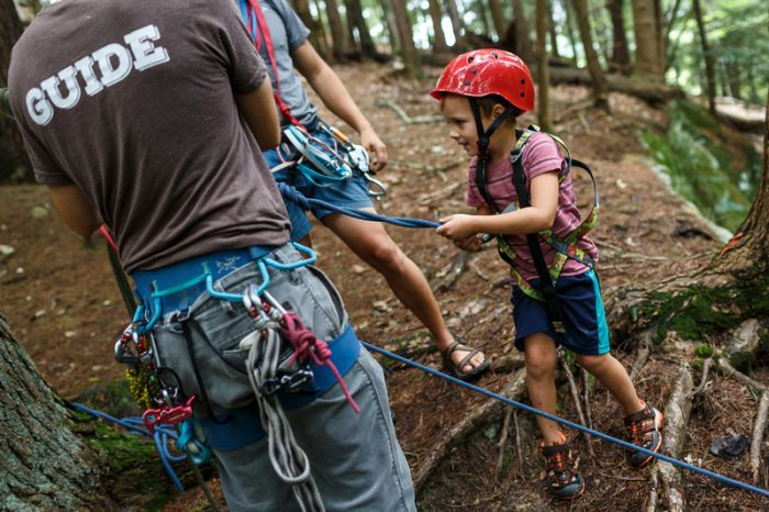rock climbing west virginia state parks